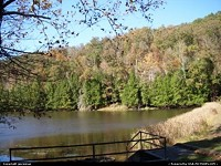 Roosevelt Lake, Shawnee State Forest, West Portsmouth, Ohio