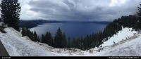 Oregon, While one thinks late May is almost summer, Crater Lake NP sure thinks otherwise. A wonderful sight nonetheless,