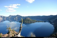 Photo by WestCoastSpirit |  Crater Lake lake, crater, hike