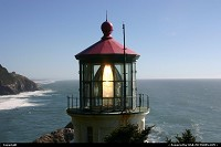 Oregon, Heceta Lighthouse