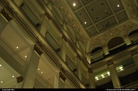 Inside the Macy's: amazing building!