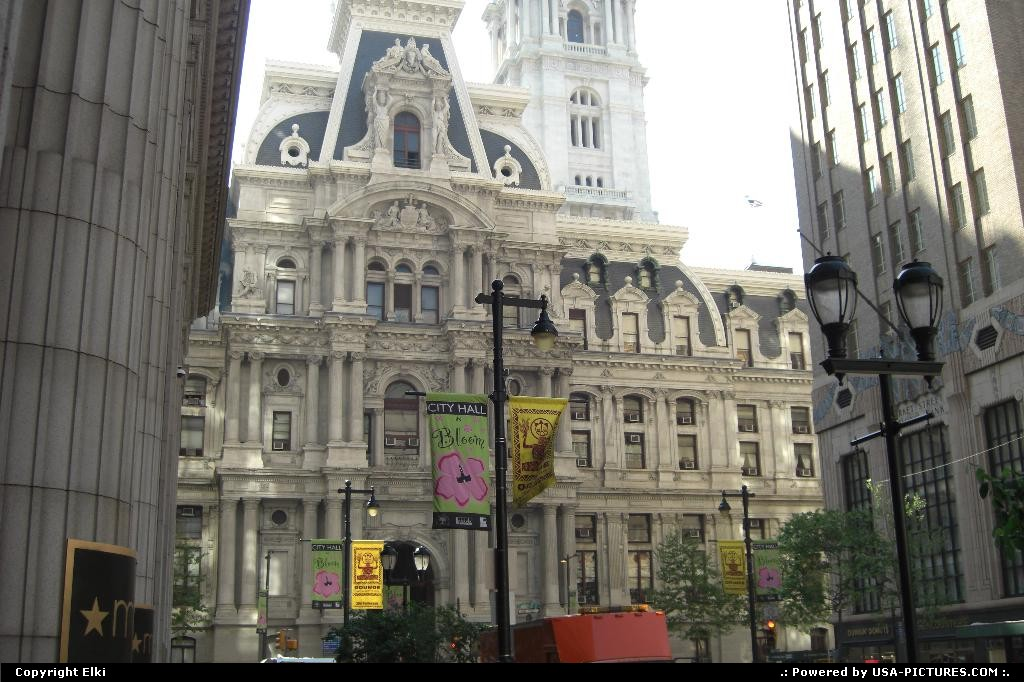 Picture by elki: Philadelphia Pennsylvania   building