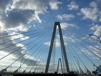 Arthur Ravenel Bridge in Charleston, SC