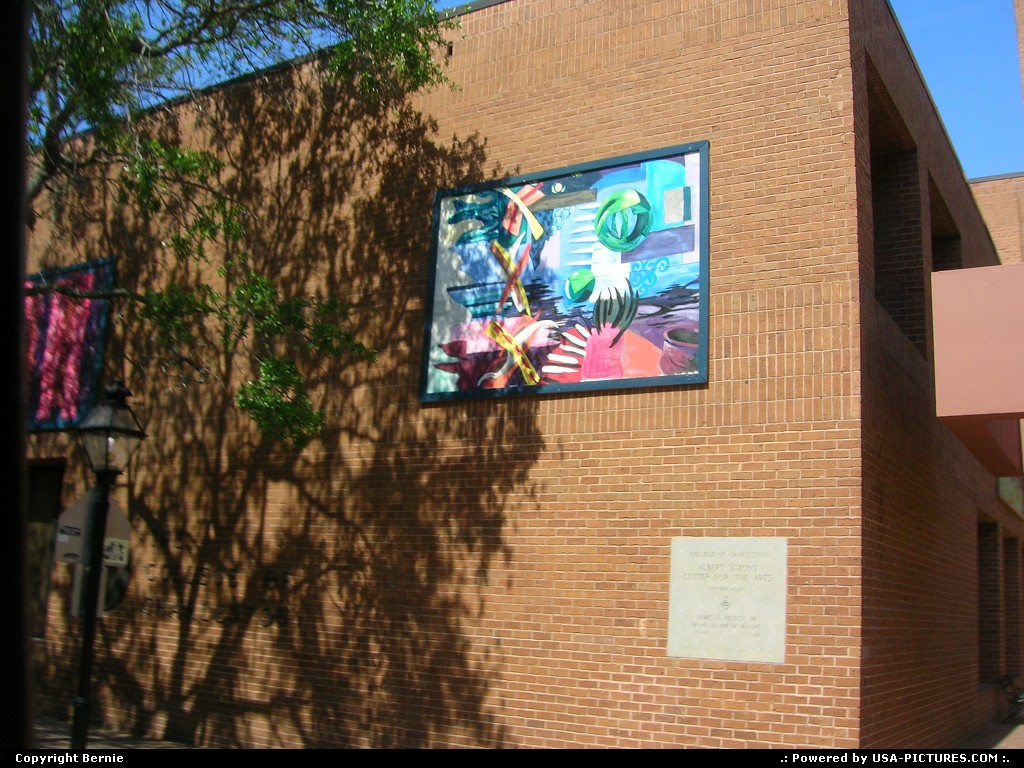 Picture by Bernie: Charleston South-carolina   art, gallery