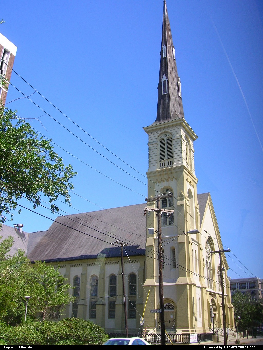 Picture by Bernie:CharlestonSouth-carolinachurch, colonial