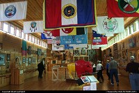 Not in a city : Crazy Horse Museum celebrate Native American Culture. Each year, tribal members and others contribute Native American art and artifacts to enhance the collection and make it more comprehensive and representative of all North American tribes.