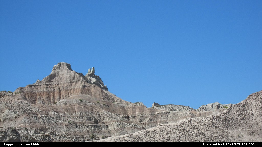 Picture by rower2000:  South-dakota Badlands
