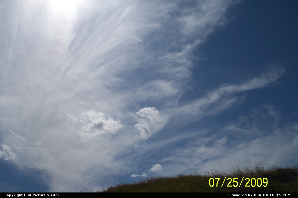 Picture by mrsbeenk: Custer South-dakota   Sky