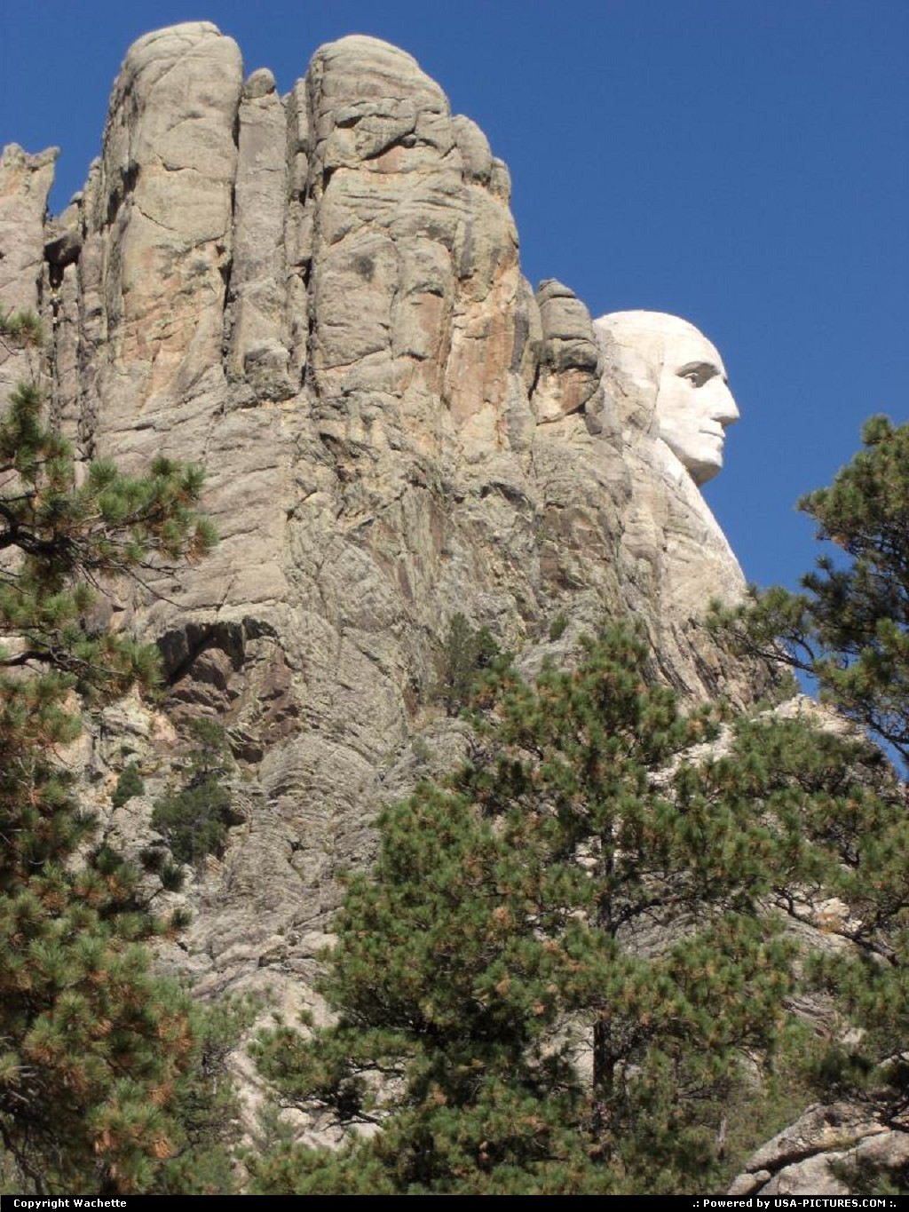 Picture by Wachette:Not in a citySouth-dakotamount rushmore