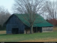 Photo by USA Picture Visitor | Cookeville  barn
