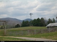 , Harrogate, TN, I always wanted a windmill