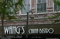 Tennessee, A China Bistro on Main Street, on the way to Beale Street
