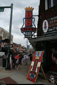 Tennessee, Beale street at memphis.