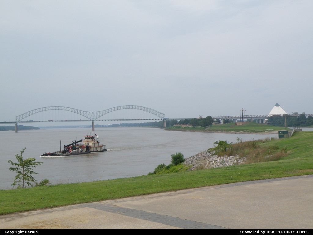 Picture by Bernie: Memphis Tennessee