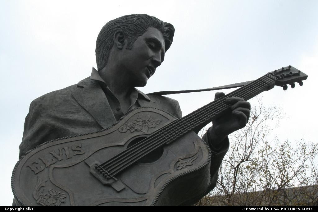 Picture by elki: Memphis Tennessee   memphis elvis presley