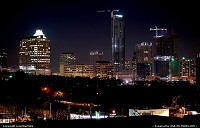 Austin Skyline from the TMI Castle