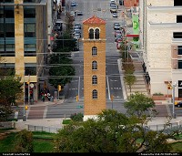 Texas, Buford Tower - built in 1930's for fireman to practice fighting highrise fires
