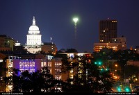 State Capitol & Moonlight Tower