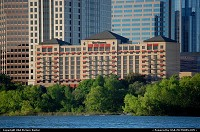 Photo by LoneStarMike | Austin  hotel, waterfront, downtown, skyscraper