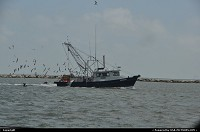 , Corpus Christi, TX, Following the catch of the day