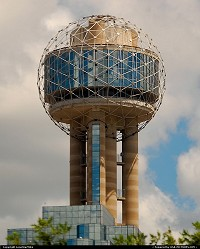 Photo by LoneStarMike | Dallas  tower, observation, lounge