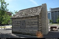 first house in dallas