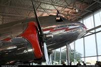 Texas, Back in the 40's! The Flagship Knoxville's last flight came on May 4, 1993. It is now on display at C.R. Museum. This mint DC-3 was restored thanks to the dedication of nearly 250 retirees and volunteers. Big Up to them all!