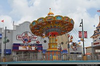 , Galveston, TX, Galveston boardwalk and pleasure pier