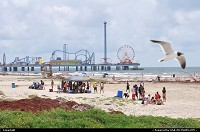 , Galveston, TX, Galveston boardwalk