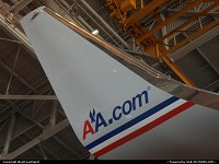 Winglet closeup on an American 757. Was really nice to visit AA's stable visit during Airliners International Show in 2008. This picture is dedicated to our friend Bernie.