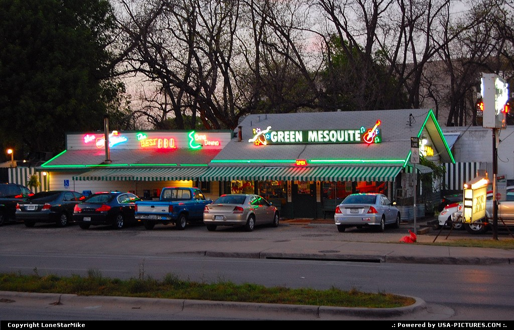 Picture by LoneStarMike: Austin Texas   restaurant, dining, neon