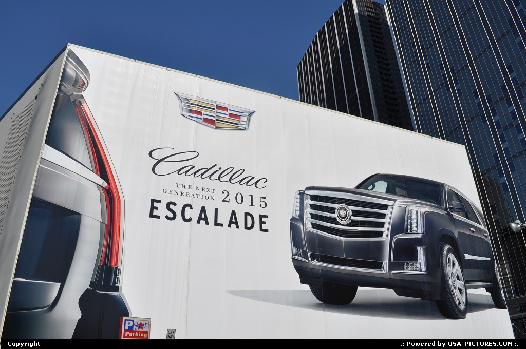Picture by elki: Dallas Texas   cadillac escaladde 2015