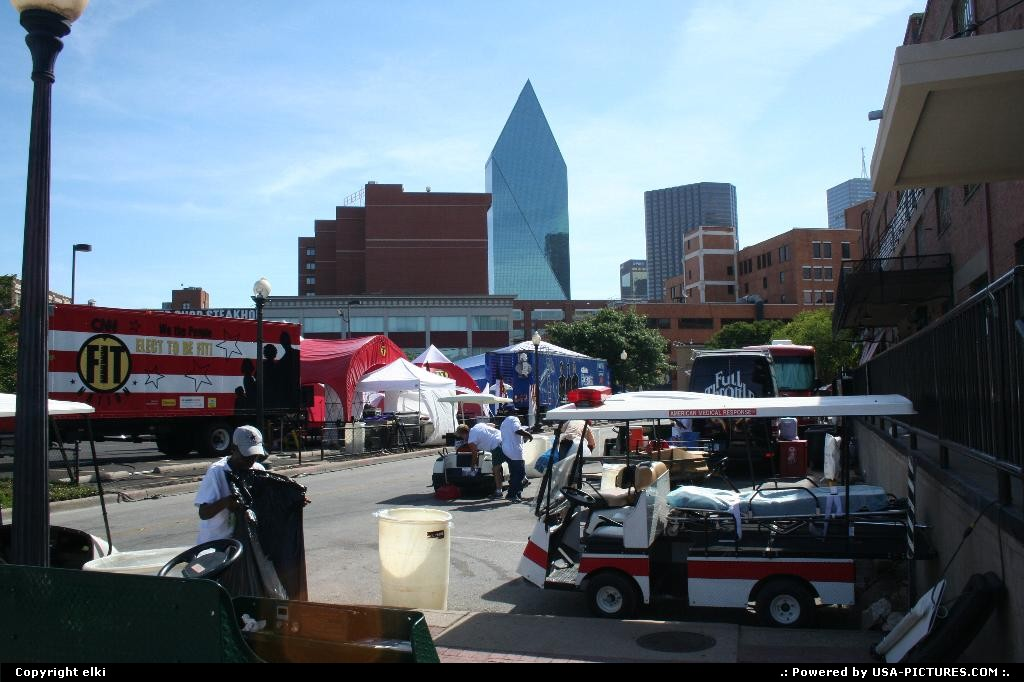 Picture by elki: Dallas Texas   dallas