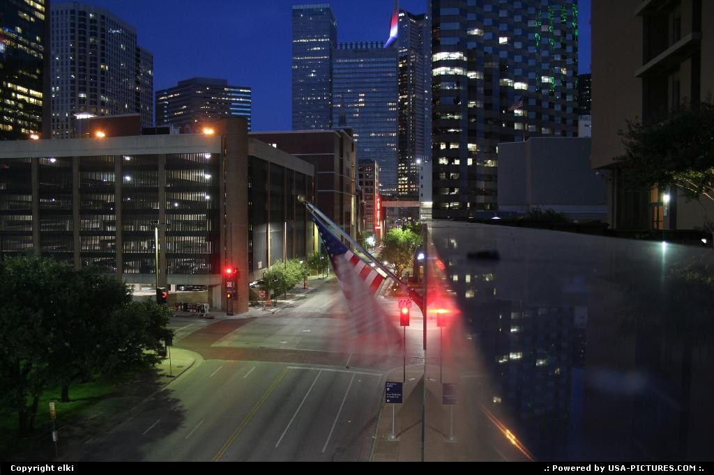 Picture by elki: Dallas Texas   Dallas downtown