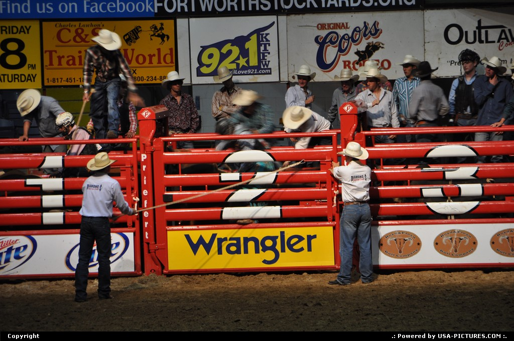 Picture by USA Picture Visitor:Fort WorthTexasforthworths rodeo