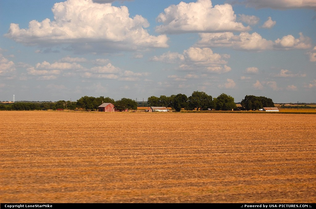 Picture by LoneStarMike: Not in a City Texas   rural, farm