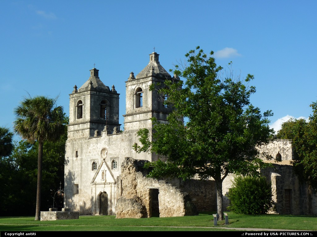 Picture by antiti: San Antonio Texas