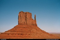 Photo by elki |   Monument Valley
