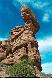 Another view of Balanced Rock