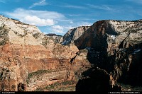 Zion national park: Great overview of the park