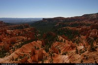 Bryce Canyon national park: Hiking somewhere in the Canyon