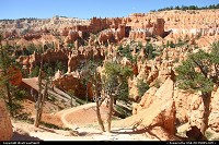 Photo by WestCoastSpirit |  Bryce Canyon hike, trails, canyon
