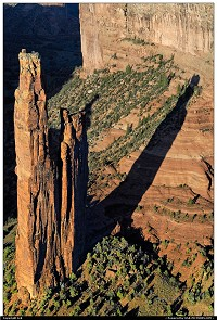 Hors de la ville : Canyon de chelly