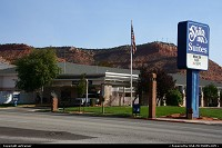 Photo by airtrainer | Not in a City  Kanab, motel