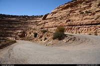 Not in a City : The Mocky Dugway.