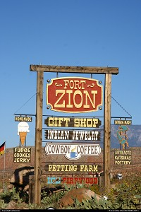 Fort Zion