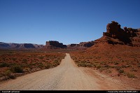 Not in a City : Valley of the Gods.