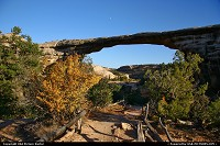 Photo by USA Picture Visitor | Not in a City  natural bridges, trail