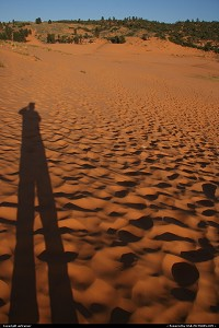 Photo by airtrainer | Not in a City  coral pink sand dunes