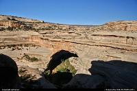 Utah, Natural Bridges National Monument.